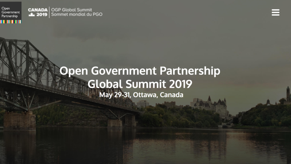 Powering up open contracting: open contracting at the OGP